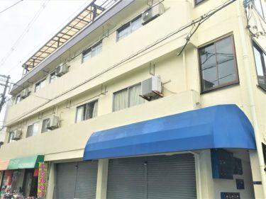 岸和田市Oハイツ 外壁塗装