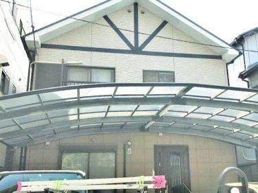 和泉市N様邸 屋根・外壁塗装