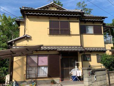 岸和田市T様邸 外壁塗装