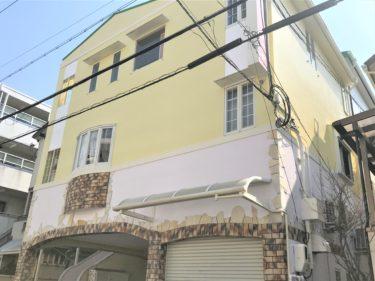 岸和田市E様邸 屋根・外壁塗装