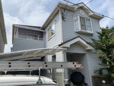 和泉市K様邸 屋根・外壁塗装着工しました!!