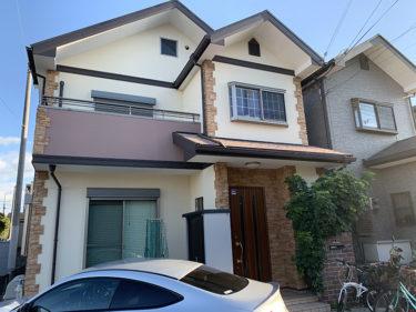 泉大津市 Y様邸 屋根・外壁塗装事例