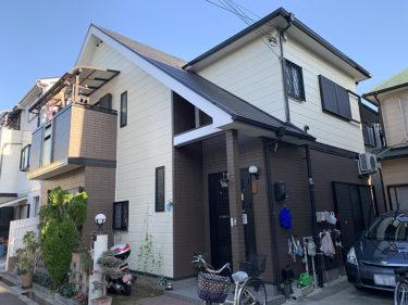 和泉市 Y様邸 屋根・外壁塗装