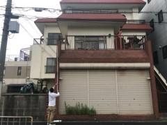 泉大津市T様邸 外壁塗装工事着工しました!!