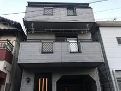 高石市A様邸 屋根・外壁塗装工事着工しました!!