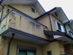 泉大津市Y様邸 屋根・外壁塗装工事着工しました!!