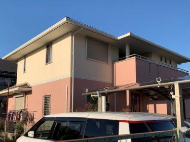 高石市 N様邸 屋根・外壁塗装