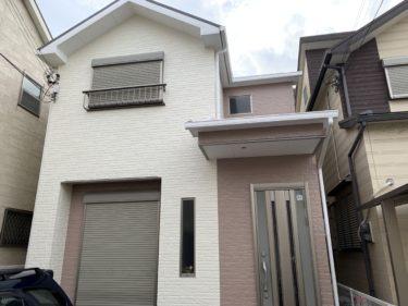 泉大津市O様邸 屋根・外壁塗装