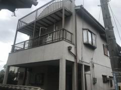 高石市N様邸 外壁塗装工事着工しました!!