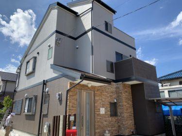 堺市I様邸 屋根・外壁塗装
