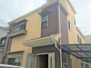 堺市F様邸 屋根・外壁塗装工事
