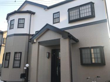 泉佐野市M様邸 屋根・外壁塗装