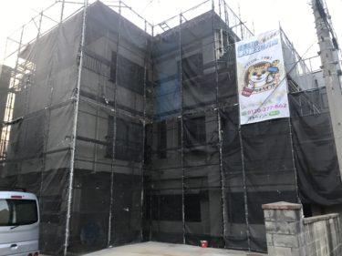 泉大津市T様邸 外壁塗装工事完了しました!!