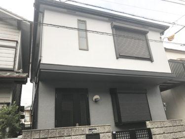 岸和田市N様邸 屋根・外壁塗装