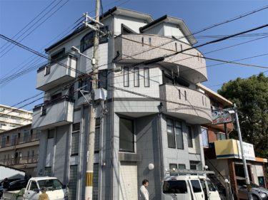 和泉市N様邸 屋根・外壁塗装工事着工しました!!