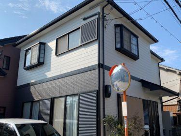 泉大津市M様邸 屋根・外壁塗装