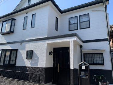 泉大津市F様邸 屋根・外壁塗装