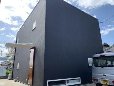 泉佐野市M様邸 外壁塗装工事完了しました!!