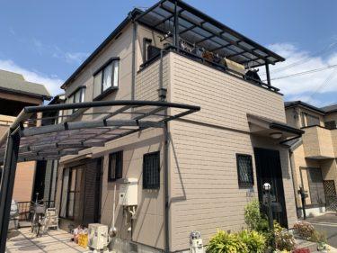 泉大津市 Y様邸 屋根・外壁塗装