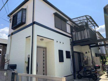 泉佐野市T様邸 屋根・外壁塗装