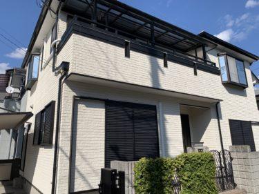 高石市K様邸 屋根・外壁塗装
