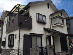 泉大津市Y様邸 屋根・外壁塗装