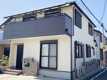 貝塚市S様邸 屋根・外壁塗装