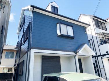 泉大津市T様邸 屋根・外壁塗装