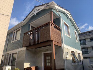 泉大津市K様邸 屋根・外壁塗装