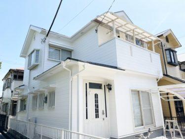 貝塚市K様邸 屋根・外壁塗装