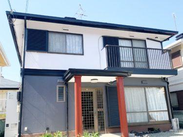 阪南市O様邸 屋根・外壁塗装