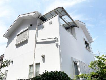 和泉市S様邸 屋根・外壁塗装